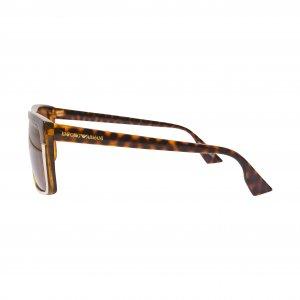 משקפיי שמש חצי חום חצי שמנת armani 3
