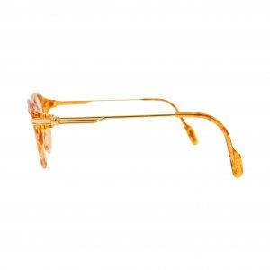 משקפיי ראיה חום עם זהב 5
