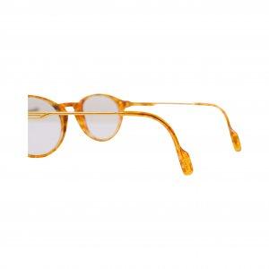 משקפיי ראיה חום עם זהב 4