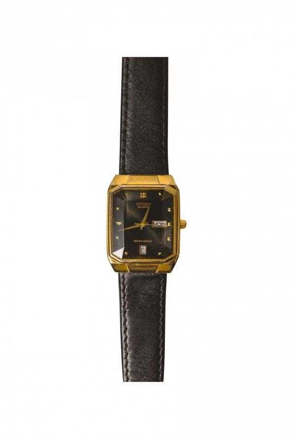 שעון שחור citizen 1