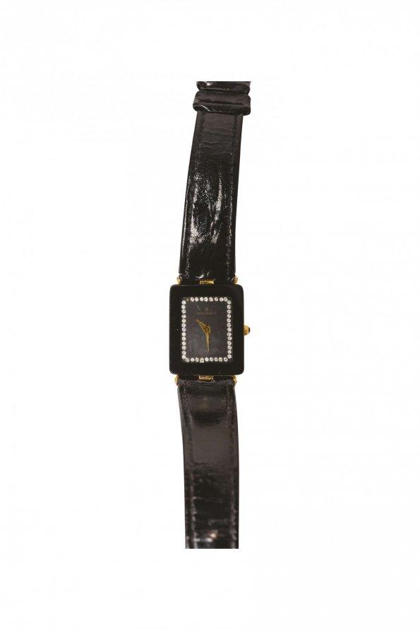 שעון שחור jean bartin 1