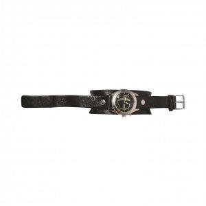 שעון שחור fossil 2