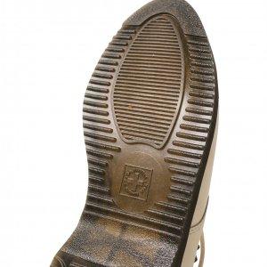 נעלי מוקסין לבנות ניטים 5