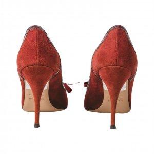 נעלי עקב אדומות red valentino 6