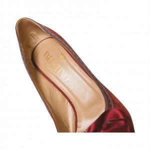 נעלי עקב אדומות red valentino 3