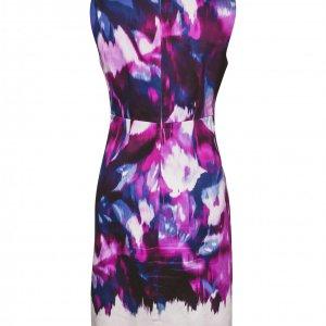 שמלה גווני סגול 2