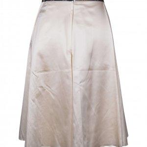 חצאית סטאן שמנת 2