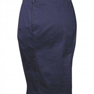 חצאית כחולה עפרון 3