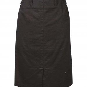 חצאית עיפרון שחורה 3