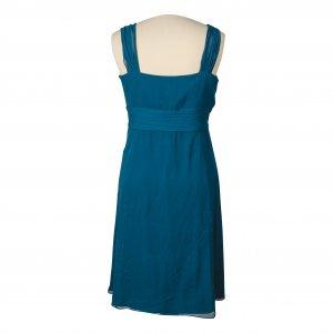 שמלה ירוק כהה 2