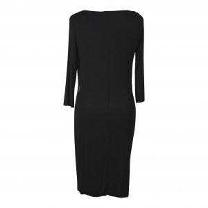 שמלה שחורה צמודה 2