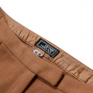 מכנס חום versace 3