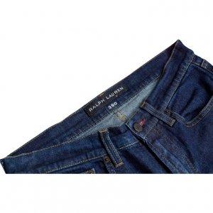 ג'ינס כהה גזרה ישרה 3