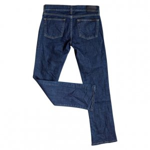 ג'ינס כהה גזרה ישרה 2
