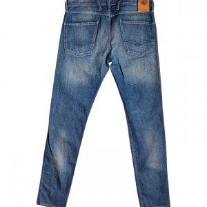 מכנס ג׳ינס replay  קרעים לגבר 2