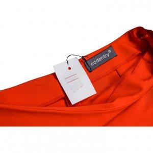 חצאית אדומה אי סימרטית 3