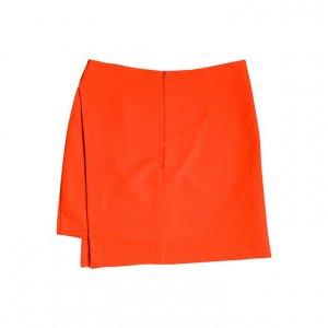 חצאית אדומה אי סימרטית 2