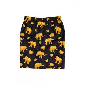 חצאית מחויטת פילים 2