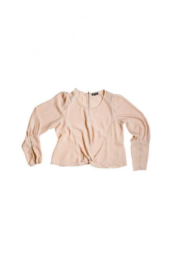 חולצת שיפון פודרה 1