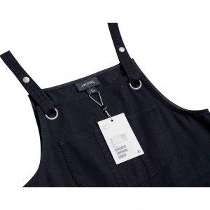 שמלת אוברול שחורה 3