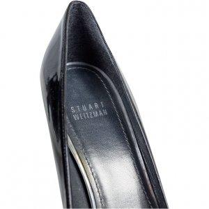 נעלי עקב שחור לקה 4