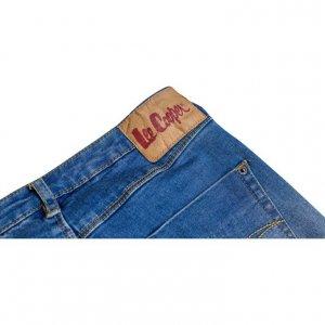 סקיני ג׳ינס תכלת כהה 3