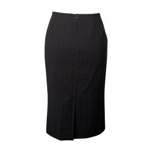חצאית עיפרון שחורה 2