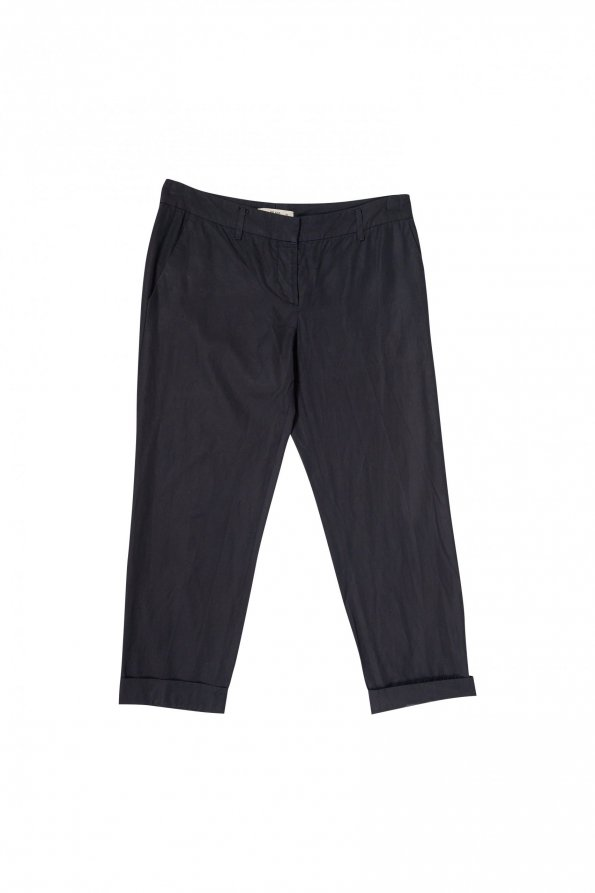 מכנס שחור מחויט 1