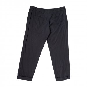 מכנס שחור מחויט 2