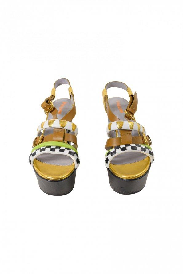 נעלי עקב POLLINI 1