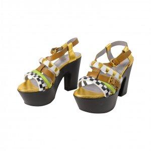 נעלי עקב POLLINI 2