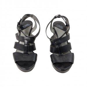 נעלי עקב שחורות 2