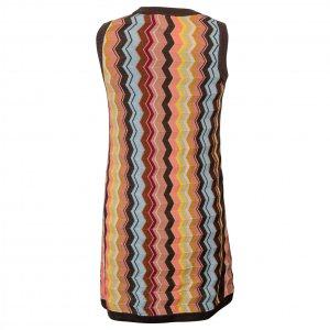 שמלה סרוגה צבעונית 3