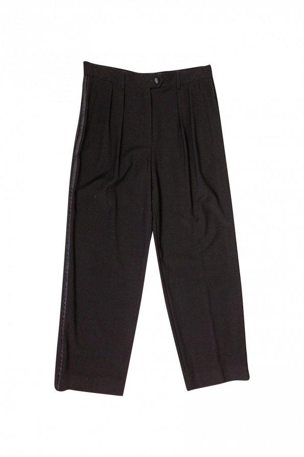מכנס סיגר שחור escada וינטג׳ 1