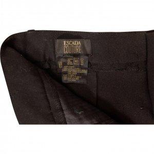 מכנס סיגר שחור escada וינטג׳ 2