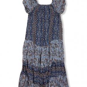 שמלה maxi boho 3