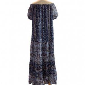 שמלה maxi boho 2