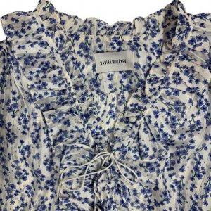 שמלה קצרה שיפון 4