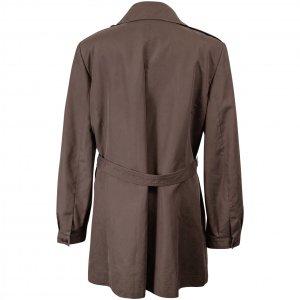 מעיל טרנץ חום גדול 2
