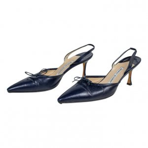 Manolo Blahnik shoes black