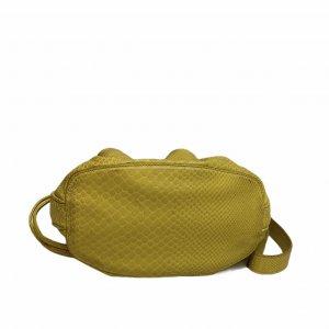תיק bucket צהוב צד 4