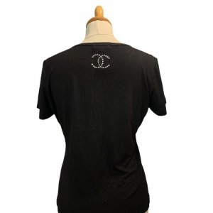 חולצת כותנה שחורה 2