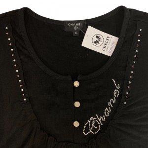 חולצת כותנה שחורה 4