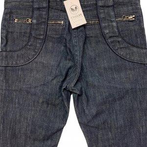 Stella McCartney For H&M מכנס ג'ינס כהה 4