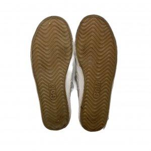 נעלי סניקרס כסופות 4