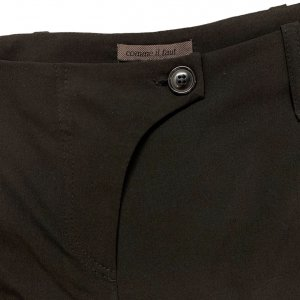 מכנס פדלפון שחור 3