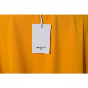 חולצה צהוב חרדל 3