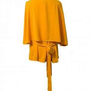 חולצה צהוב חרדל 2
