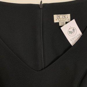 BCBG - שמלה קצרה שחורה 3