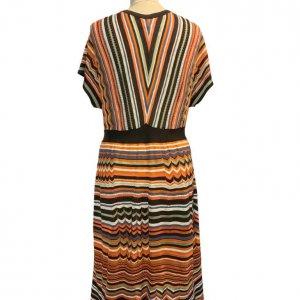 שמלת סריג פסים - Missoni 2
